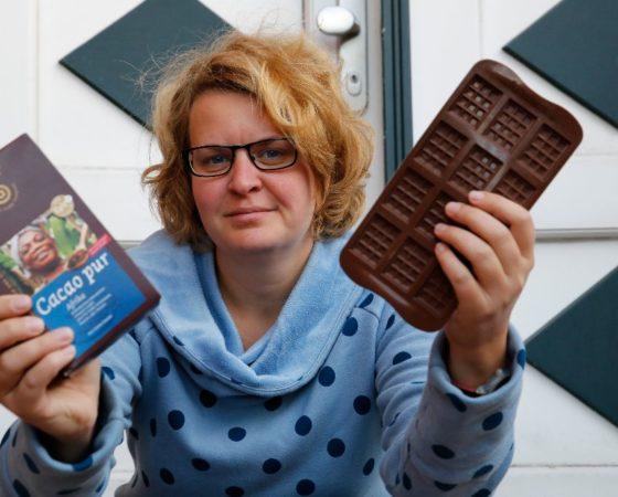 Schokolade fair und lecker